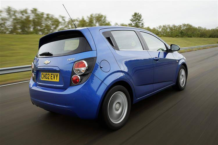 Chevrolet Aveo (2012-2015) used car review
