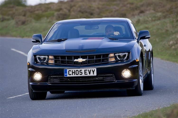 Chevrolet Camaro (2010 - 2015) used car review