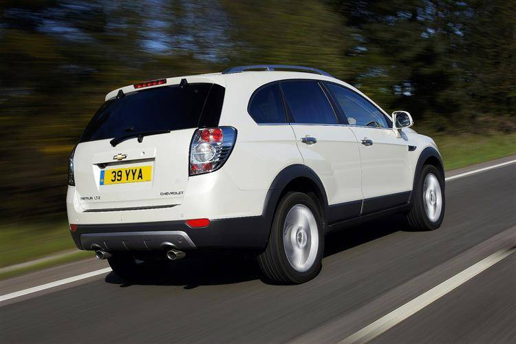 Chevrolet Captiva 2011 2015 Used Car Review Car Review Rac Drive