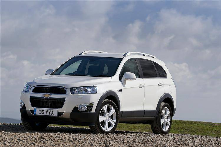 chevrolet captiva 2011 2015 used car review car review rac drive. Black Bedroom Furniture Sets. Home Design Ideas