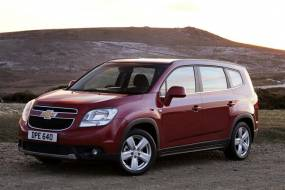 Chevrolet Orlando (2011 - 2015) used car review
