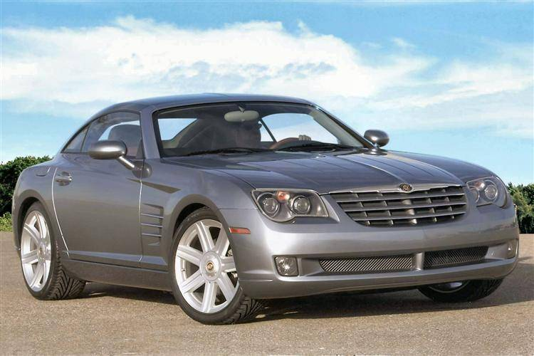 chrysler crossfire 2003 2009 used car review car review rac drive. Black Bedroom Furniture Sets. Home Design Ideas