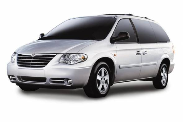 Chrysler Grand Voyager (2001 - 2008) used car review