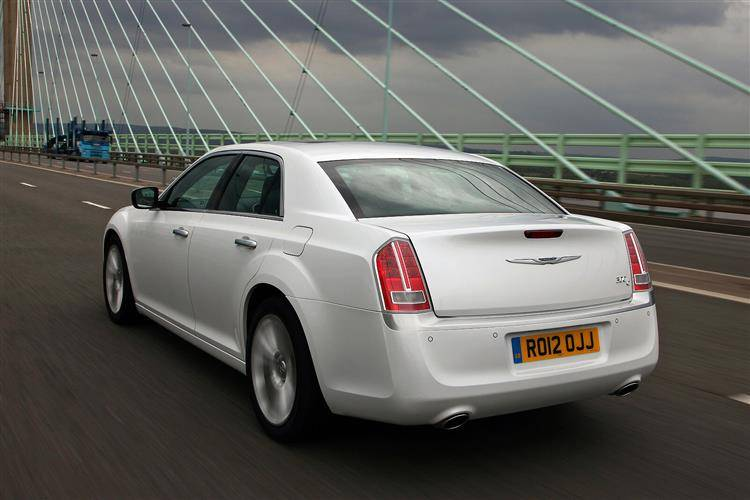 Chrysler 300C (2012 - 2015) used car review
