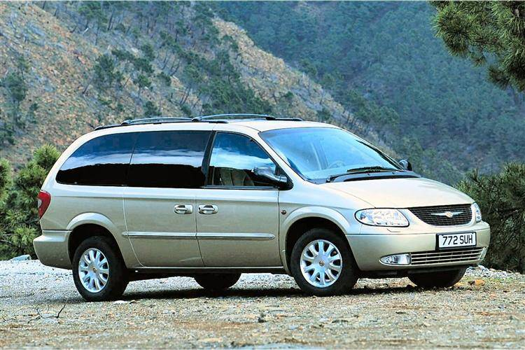chrysler grand voyager 2001 2008 used car review car review rh rac co uk New Chrysler Grand Voyager 2005 Chrysler Grand Voyager