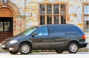 Chrysler Grand Voyager (1997 - 2001) used car review