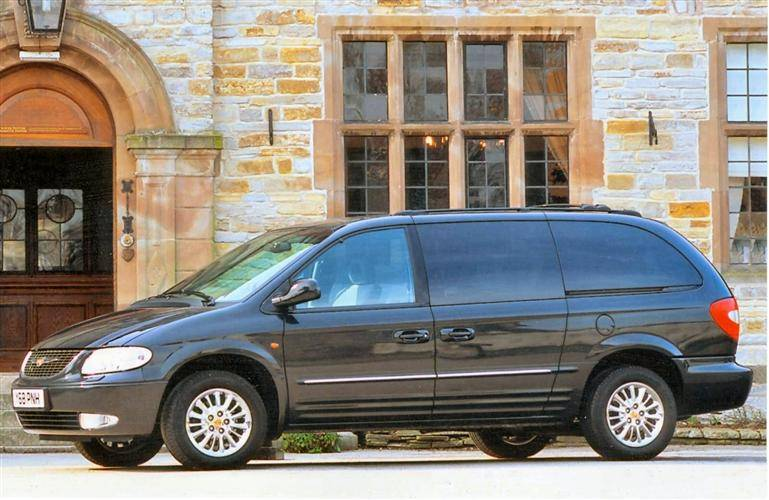 Chrysler grand voyager review