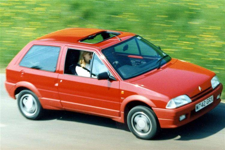 Citroen AX (1987 - 1997) used car review