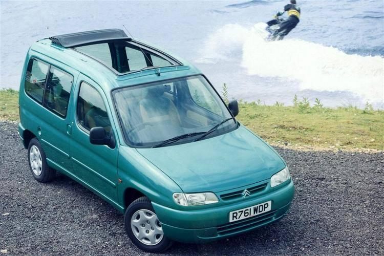 17d04bb467 Citroen Berlingo Multispace (1998 - 2008) used car review