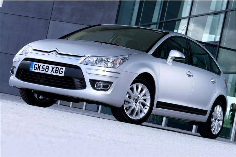citroen c4 2008 2010 used car review car review rac drive. Black Bedroom Furniture Sets. Home Design Ideas