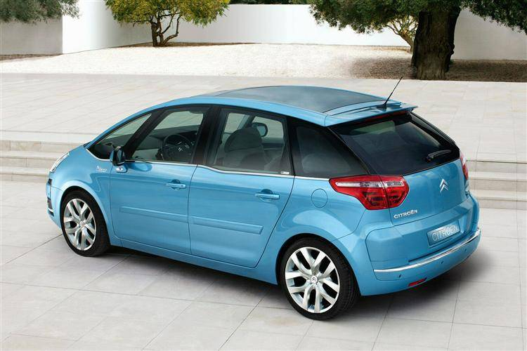 citroen c4 picasso 2006 2010 used car review car. Black Bedroom Furniture Sets. Home Design Ideas