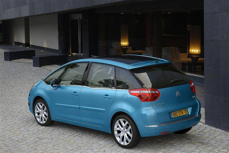 Citroen C4 Picasso (2006 - 2010) used car review