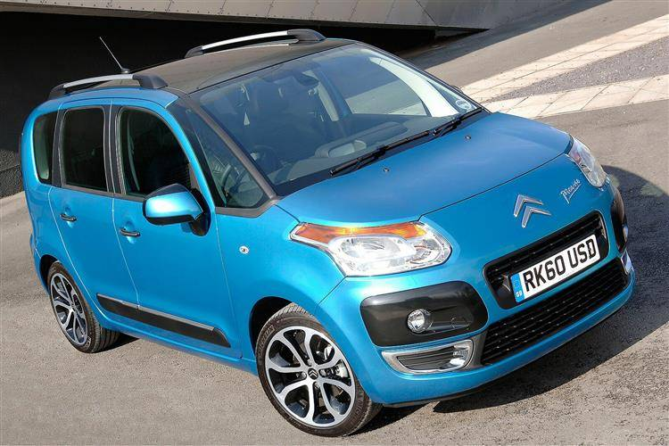 citroen c3 picasso 2009 2017 used car review car review rac drive. Black Bedroom Furniture Sets. Home Design Ideas