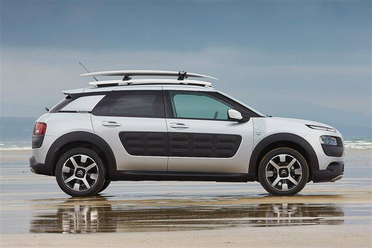 Citroen C4 Cactus 2014 2018 Used Car Review Car Review Rac Drive