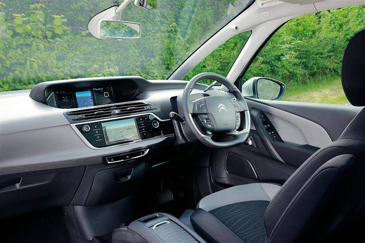 Citroen C4 Picasso 2013  2016 used car review  Car review