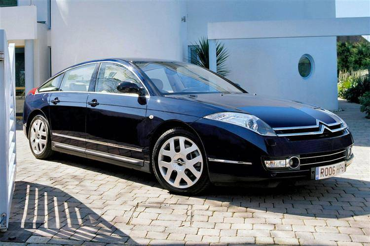citroen c6 2005 2014 used car review car review rac drive. Black Bedroom Furniture Sets. Home Design Ideas