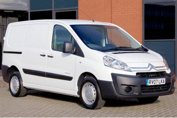 Citroen Dispatch (2006 - 2016) used car review