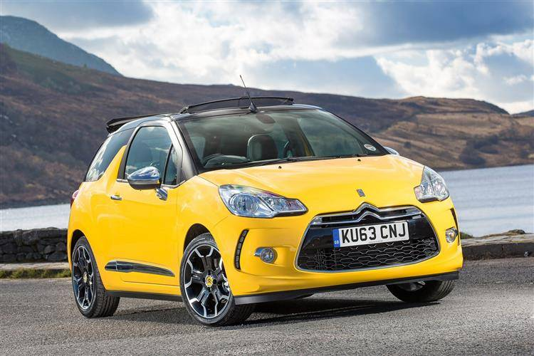 citroen ds3 cabrio 2013 2015 used car review car. Black Bedroom Furniture Sets. Home Design Ideas