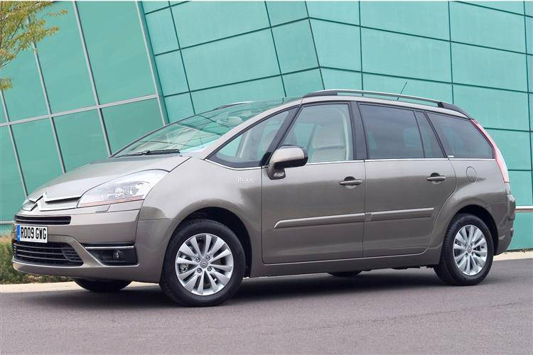 Citroen Grand C4 Picasso (2007 - 2013) used car review | Car review ...