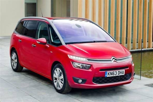 Citroen Grand C4 Picasso (2013 - 2016) used car review