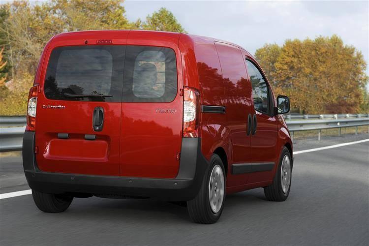 Citroen Nemo van (2007-2017) used car review