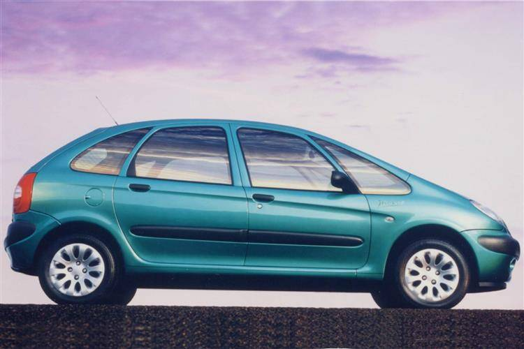 Citroen Xsara Picasso (2000-2010) used car review