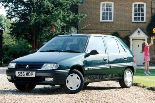 Citroen Saxo (1996 - 2003) used car review