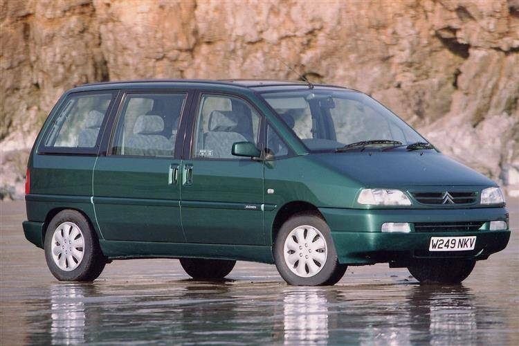 Citroen Synergie (1995 - 2003) used car review