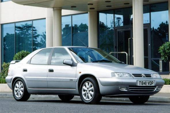 Citroen Xantia (1993 - 2001) used car review