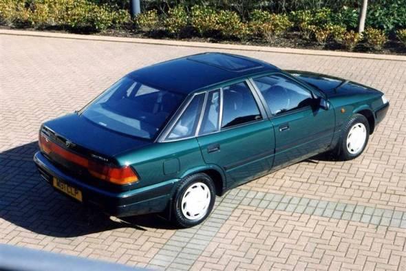 Daewoo Espero (1995 - 1997) used car review
