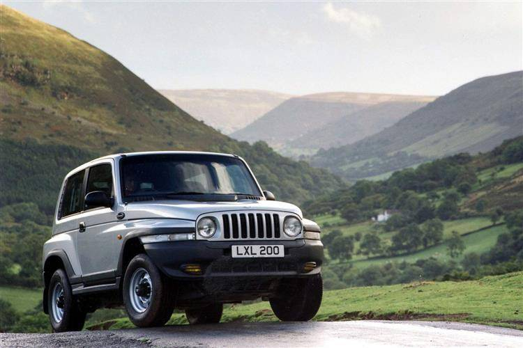 Daewoo Korando (1999 - 2002) used car review