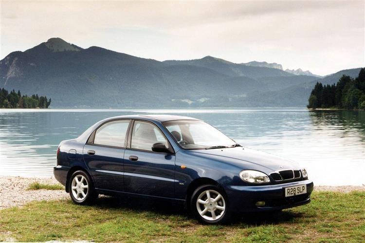 Daewoo Lanos (1997 - 2003) used car review