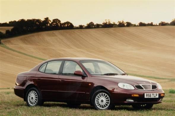Daewoo Leganza (1997 - 2003) used car review