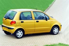 Daewoo Matiz (1998 - 2005) used car review