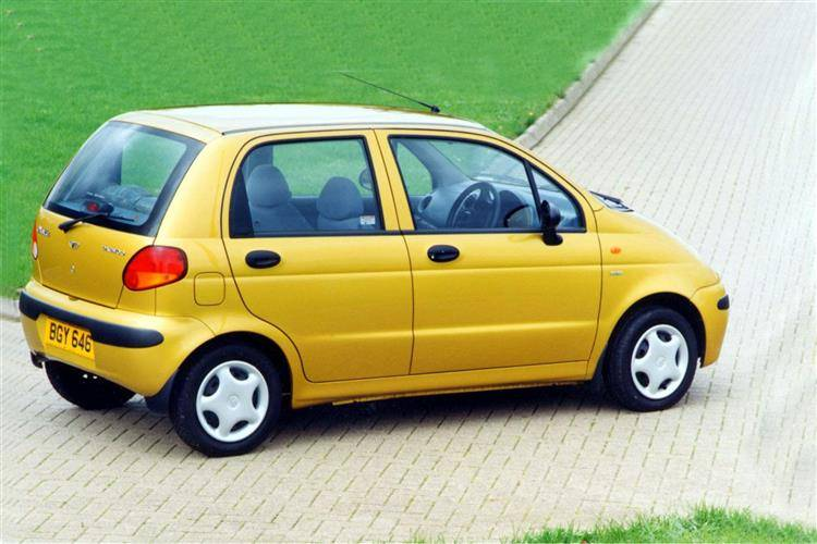 Daewoo Matiz 1998 2005 Used Car Review Car Review
