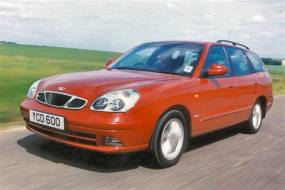 Daewoo Nubira Estate (1997 - 2002) used car review