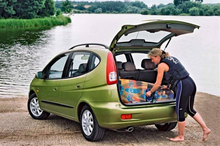 Daewoo Tacuma (2000 - 2005) used car review