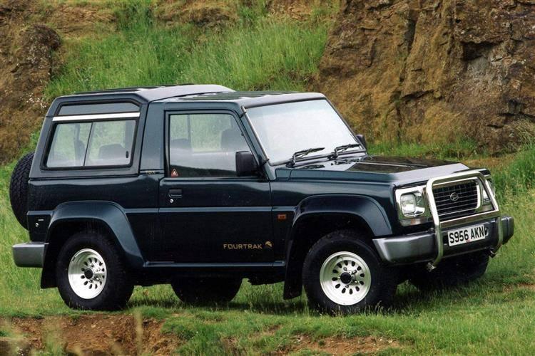 Daihatsu Sportrak 1989 1998 Used Car Review Car Review Rac Drive
