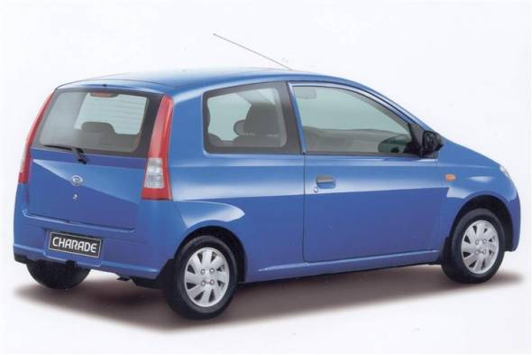 Daihatsu Charade (2003-2009) used car review