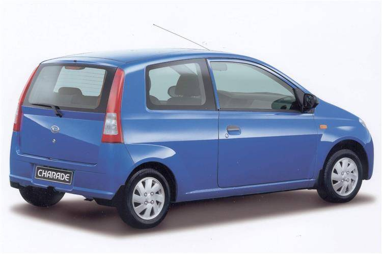Daihatsu Charade (2003-2009) used car review