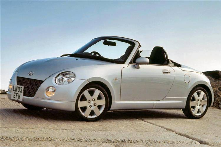 daihatsu copen 2003 2010 used car review car review rac drive. Black Bedroom Furniture Sets. Home Design Ideas