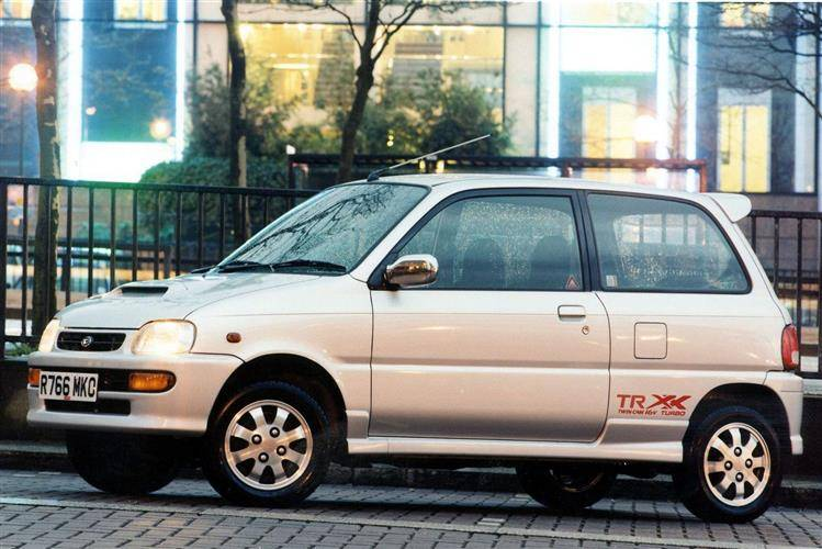 Daihatsu Cuore (1997 - 2003) used car review | Car review