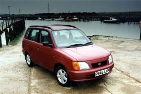 Daihatsu GrandMove (1997 - 2001) used car review