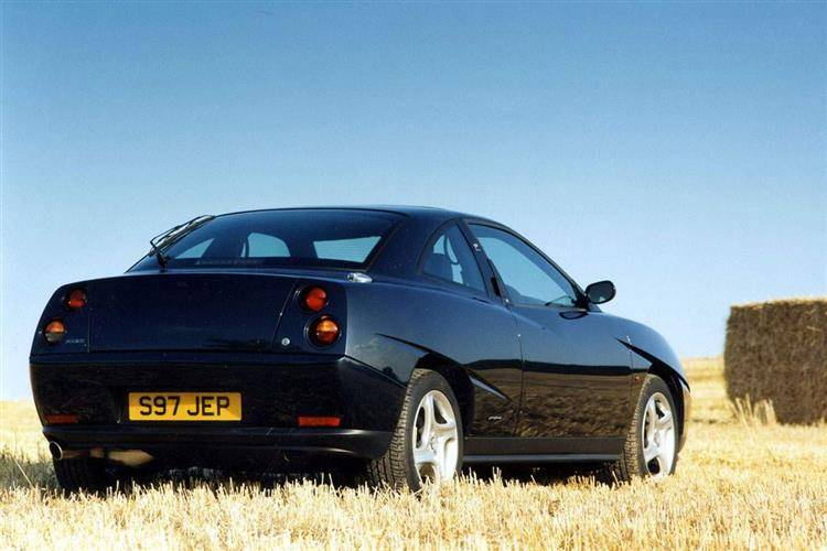 Fiat Coupe (1995 - 2000) used car review | Car review | RAC