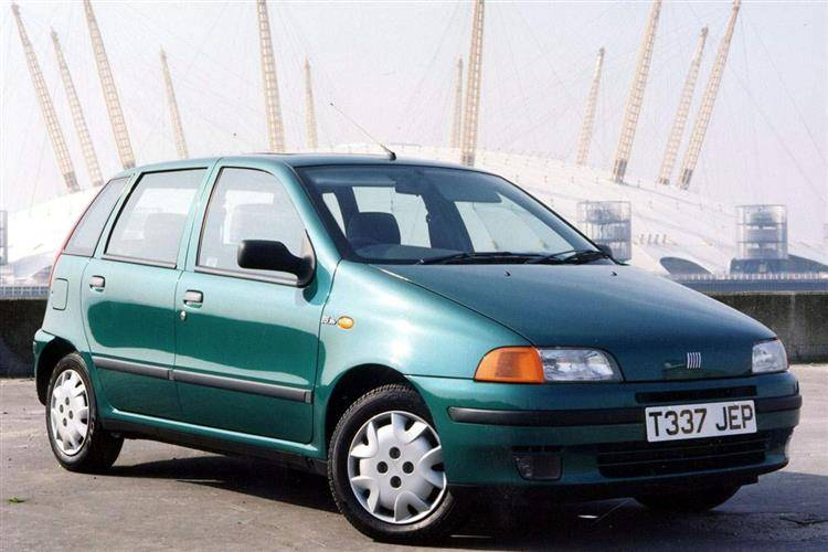 fiat punto 1994 1999 used car review car review. Black Bedroom Furniture Sets. Home Design Ideas