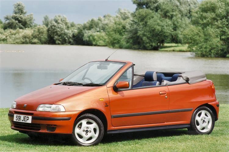 fiat punto cabrio 1994 1999 used car review car. Black Bedroom Furniture Sets. Home Design Ideas