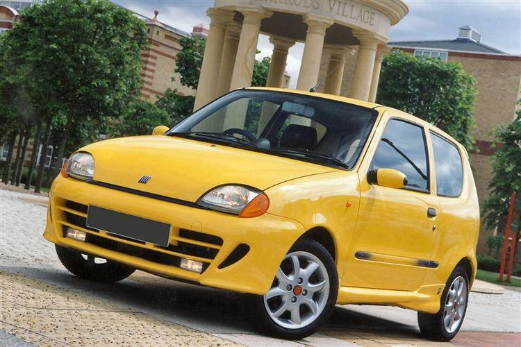Image result for Fiat Seicento  car