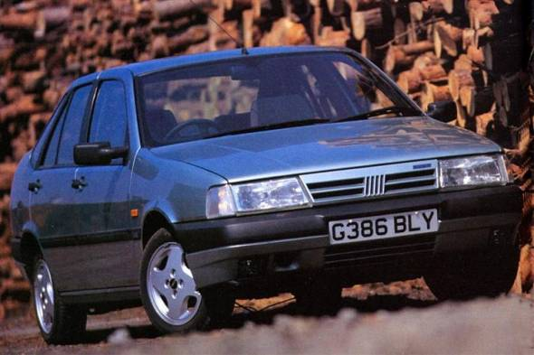 Fiat Tempra (1990 - 1996) used car review
