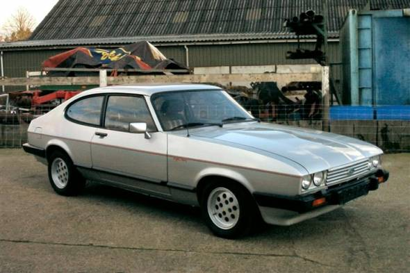 Ford Capri MKIII (1978 - 1987) used car review