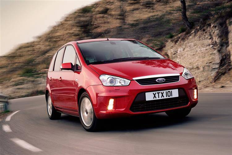ford c max 2007 2010 used car review car review. Black Bedroom Furniture Sets. Home Design Ideas